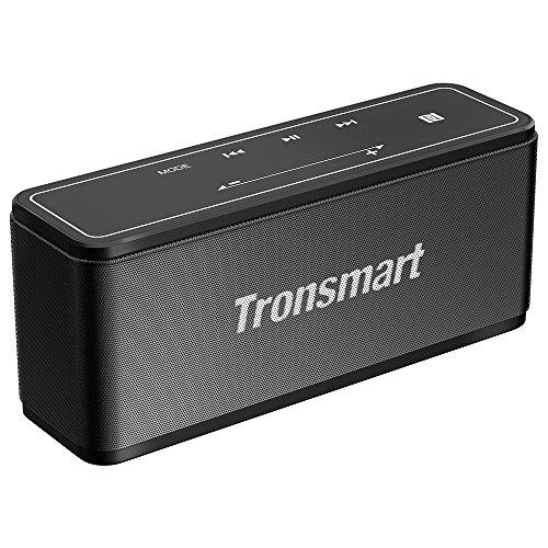 Tronsmart Mega 40W Haut-parleur Bluetooth Speaker,écran Tactile,Enceinte...