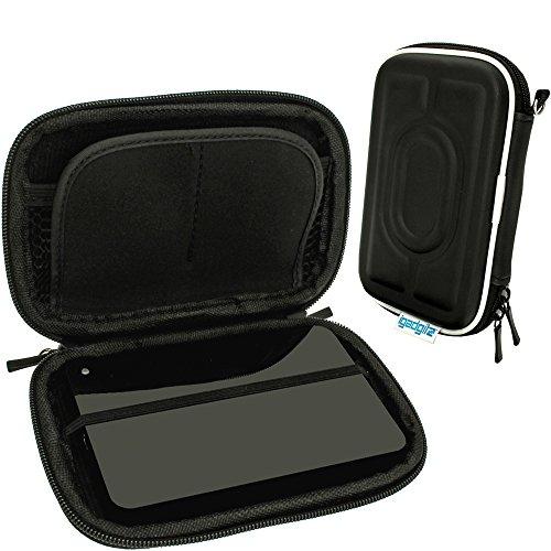 igadgitz Nero EVA Borsa Custodia Rigida per Verbatim Store n Go USB 3.0, Firewire 800 500GB 1TB &...