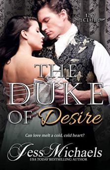 The Duke of Desire: The 1797 Club by [Michaels, Jess]