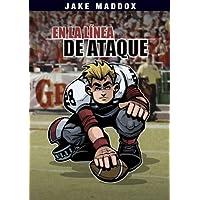 Jake Maddox: En la linea de Ataque
