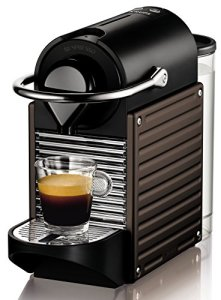 Nespresso pixie Brown