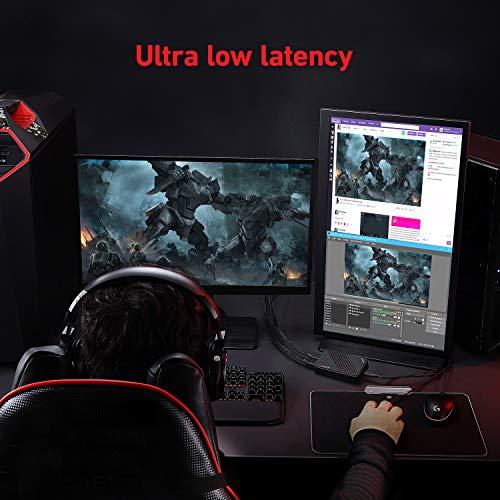 AVerMedia Live Gamer Ultra, Boîtier d'Acquisition Vidéo et de Streaming USB3.1, Pass-Through 4Kp60 HDR, Très Faible Latence, Enregistre jusq... 28