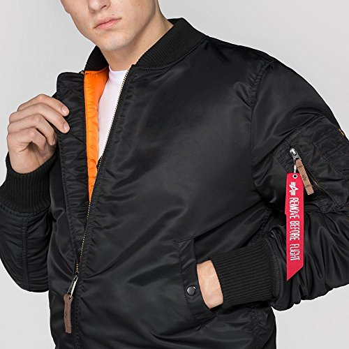 Alpha Industries Uomo Giacca invernale MA-1 VF 59 Long