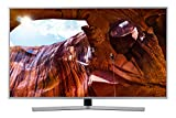 "Samsung UE50RU7450UXZT Smart TV 4K Ultra HD 50"" Wi-Fi DVB-T2CS2, Serie RU7450, 3840 x 2160 Pixels, Argento, Bixby, 2019 [Esclusiva Amazon]"