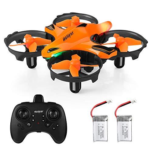 HELIFAR H803 Mini Drone, Drone telecomandata con Funzione di Evitare degli Ostacoli a infrarossi,...