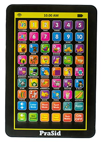 Prasid My Pad Mini English Learning Tablet for Kids