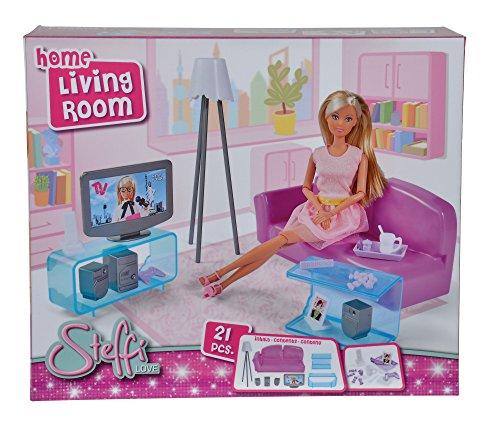 Simba 104663235 Steffi Love Home Living Room Accessorio per Bambola