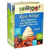 Soyatoo - Crème Chantilly de Riz Rice Whip