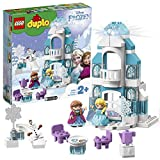LEGO-10899 Princess Elsa Anna Mini Dolls And Snowman Figure Castello di Ghiaccio di Frozen Giocattolo, Multicolore, 10899