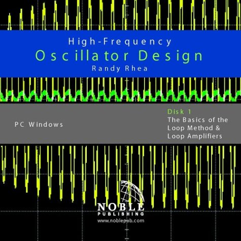 High Frequency Oscillator Design (Rf/Microwave Library)