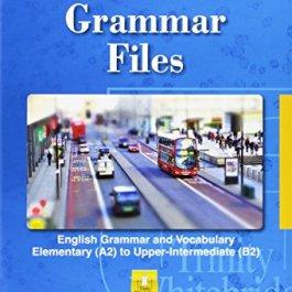 New grammar files. English grammar and vocabulary elementary (A2) to upper-intermediate (B2). Per le