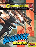 Commando #5267: Braddock: Demons