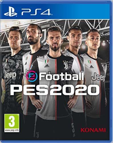 Giochi per Console Digital Bros eFootball PES 2020 Juventus FC Edition
