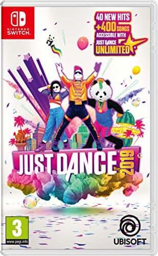 Just Dance 2019 (Nintendo Switch) [ ]