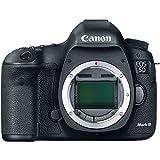 Canon EOS 5D Mark III Kit d'appareil-Photo SLR 22,3 MP CMOS 5760 x 3840 Pixels Noir - Appareils Photos numériques (22,3 MP, 5760 x 3840 Pixels, CMOS, Full HD, 950 g, Noir)