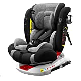 Babify On Board - Silla de coche giratoria...
