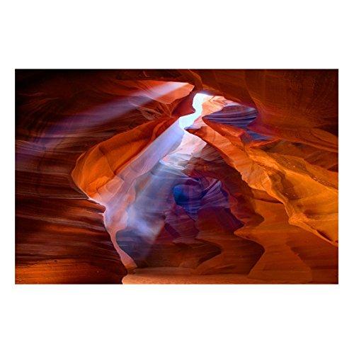 Bilderwelten Lavagna magnetica - Light Show in Antelope Canyon - Formato orizzontale 2:3 quadro...