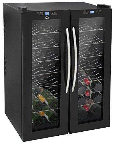 Cantinetta vini Frigo Cantina Vino digitale DCG MF135 48 bottiglie 135 litri
