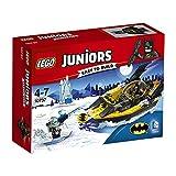 LEGO - 10737 - Juniors  - Jeu de Construction - Batman contre Mr. Freeze