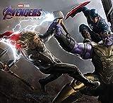 The Art of Marvel Studios Avengers Endgame