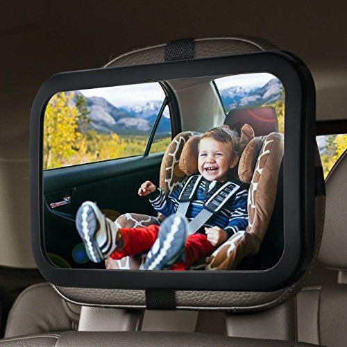 omorc miroir de voiture pour b b r troviseur de surveillance pour b b r troviseur s curit. Black Bedroom Furniture Sets. Home Design Ideas