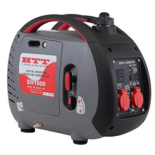 HTT Generador Inverter Generadores de corriente 1kVA by Kipor.Org GmbH