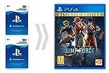 Carte PSN pour Jump Force - Ultimate Edition [PS4 Download Code - Compte français]