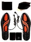 Semelles thermiques avec deux niveaux de chaud, Taille: 36-47, lavable