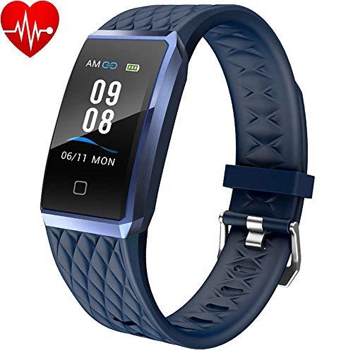 Willful Smartwatch Orologio Fitness Trakcer Donno Uomo Bambini Cardiofrequenzimetro da Polso Android...