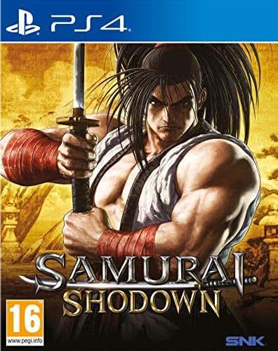 Giochi per Console Digital Bros Samurai Shodown