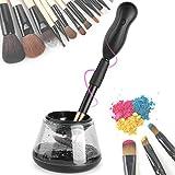 MVPOWER Limpiador y Secador Automático para Brochas Cepillos de Maquillaje Rotación de 360Grados...