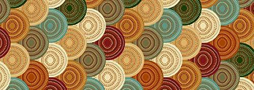 BuyElegant Art Theme Antiscivolo Area tappeti/Moquette, Realizzato con 100% Poliestere e in Latex...