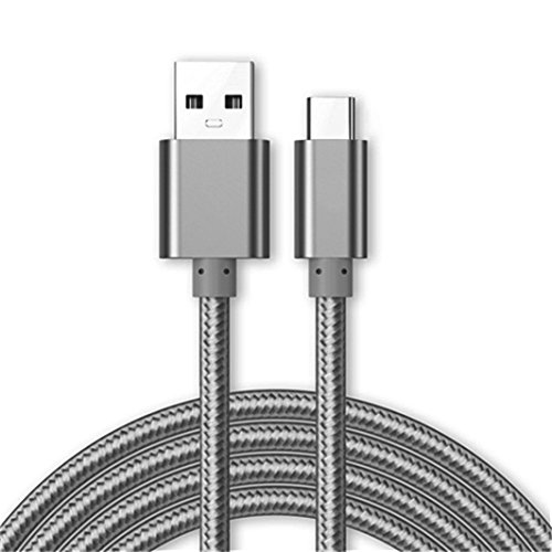 Kit Me Out IT Cavo USB C [1M] [3.1 Amp] per Xiaomi Redmi Note 7 Trasferimento Dati e Ricarica...