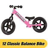 Strider Bike 12Classic, 18Months To 3Years, Pink