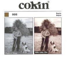 Cokin WP1R005 Sepia Filtro P005 para P-Series