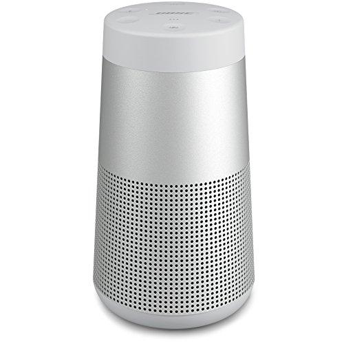 Bose SoundLink Revolve Diffusore Portatile, con Bluetooth, Grigio