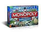 Winning Moves 42631 - Monopoly Sindelfingen