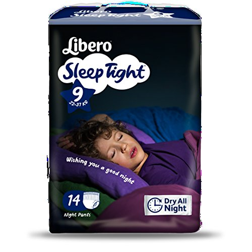 Libero Sleep tight 9 14PZ 6693