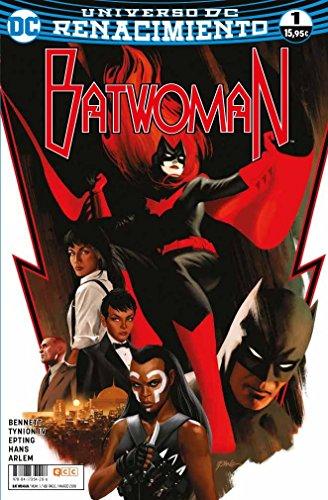 Batwoman núm. 01 (Renacimiento) (Batwoman (Renacimiento))