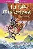 La isla misteriosa (La aventura de LEER con Susaeta - nivel 3)