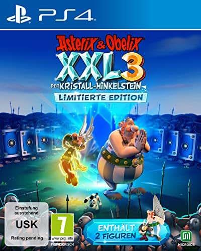 Asterix & Obelix XXL3 - Der Kristall-Hinkelstein - Limited Edition [