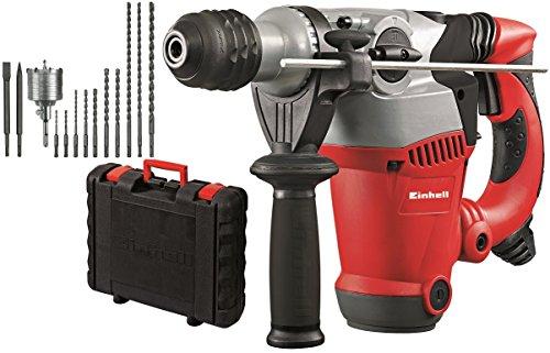 Einhell RT-RH 32 Kit Marteau Perforateur  1250 W  - Coffret de Rangement Inclu...