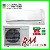 Olimpia Splendid Nexya S3 Inverter 24 Split system White - split-system air conditioners (A++, A++, A+, 389 kWh, 1839 kWh, 1925 kWh)