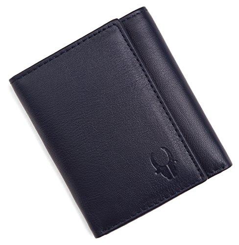 WildHorn Blue Men's Wallet (WH2009)