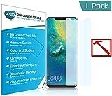 Slabo Lámina de Vidrio Premium para Huawei Mate 20 Pro Protectora Protector de Pantalla Templado Tempered Glass Claro dureza 9H