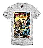 E1Syndicate T Shirt Muhammad Ali Super Hero Mike Tyson Boxen Boxing