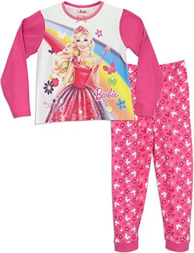 Barbie-Pyjamas-Girls-Barbie-Pyjamas-Ages-2-to-8-Years