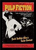 Pulp Fiction 30 x 40 cm Twist Contest con Marco