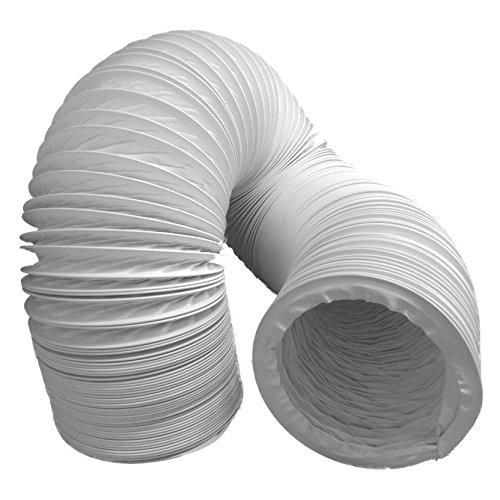 Daniplus, tubo flessibile di aspirazione, in PVC, diametro 100/102mm, lunghezza 3m, per impianti...