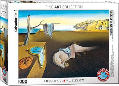 Eurographics 60000845la Persistenza della Memoria Puzzle, Vari